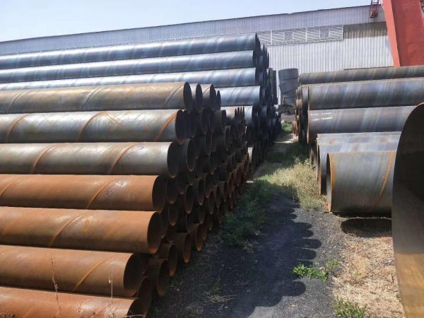 泰亨螺旋管2620热镀锌螺旋钢管