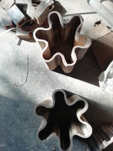 沂州异型钢管规格