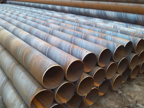 山西Q235B国标螺旋钢管厂家