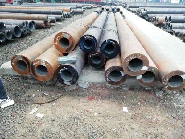 甘肃油缸管绗磨油缸管和无缝钢管的区别