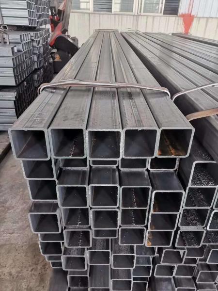 上海无缝方矩管专业生产无缝方矩管