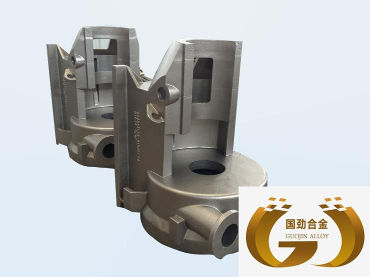 ZG3Cr24Ni7SiNRe环形壳消失模铸造件