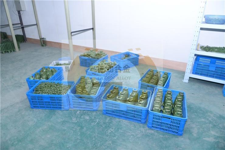 4Cr25Ni35WNb水玻璃鑄造產品X質
