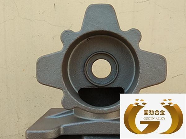 4Cr25Nil3阀板消失模铸造件