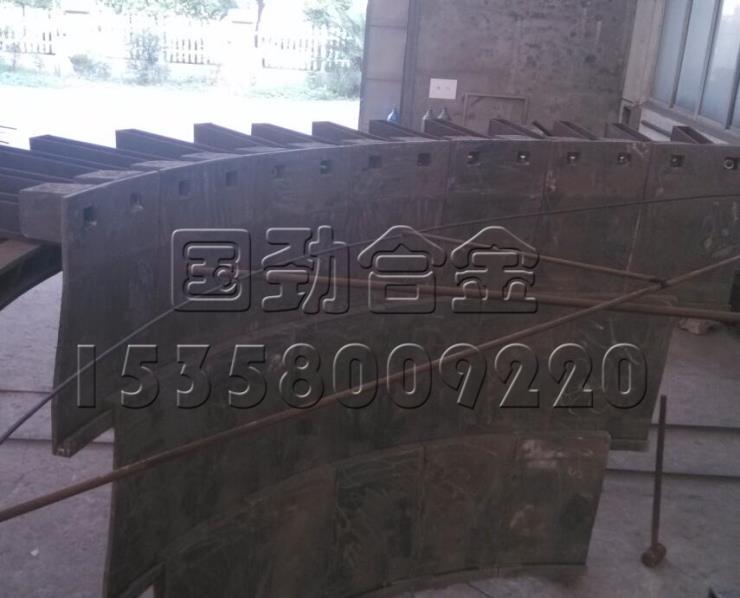 电站锅炉炉罐ZG40Ni48Cr28W5si2