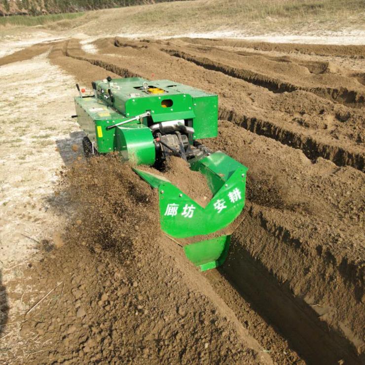 內蒙古40馬力履帶施肥機使用方法