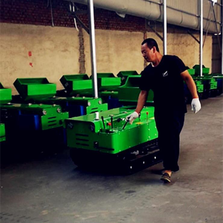 陕西葡萄园专用开沟施肥机图片