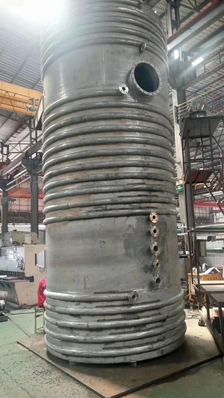 內江不銹鋼高溫爐膽生產廠家