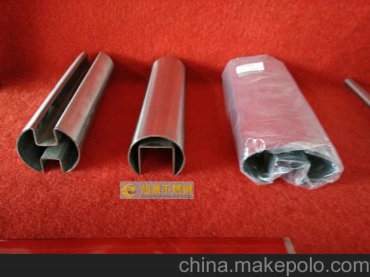 上海304不锈钢凹槽管批发市场价