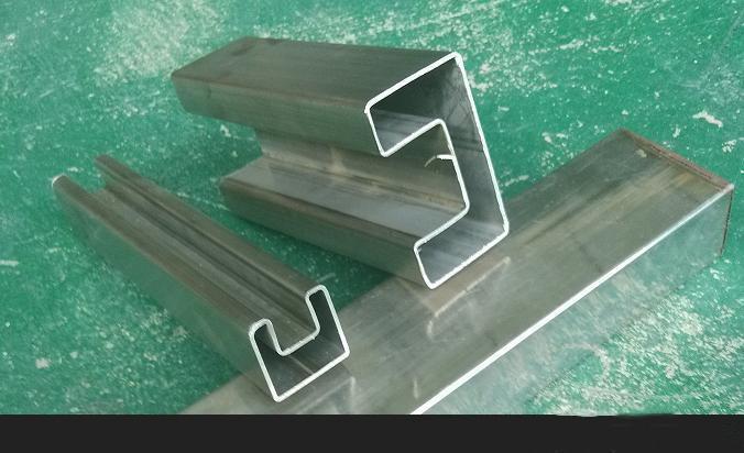 上海316制造不锈钢凹槽管全国发货