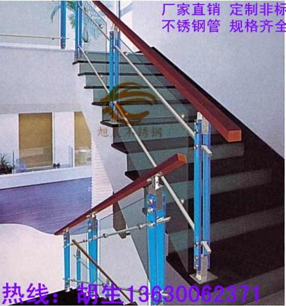 五寨縣316高X鏡面不銹鋼酒店工程立柱