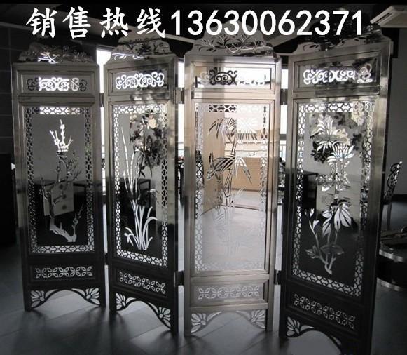 天津德标304L红古铜不锈钢屏风供应商