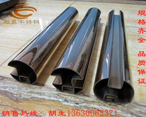 宁海县不锈钢凹槽管价格