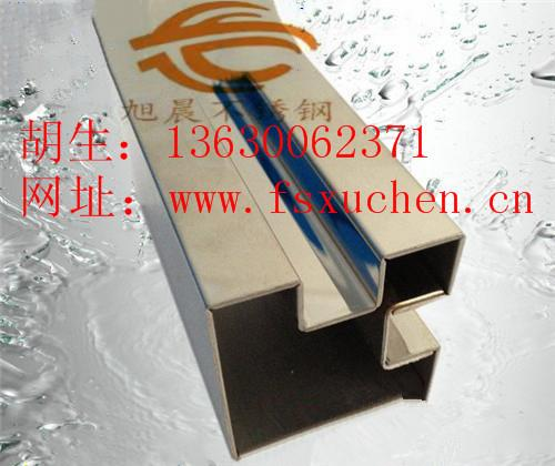 龙湾区不锈钢凹槽管供应商