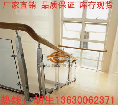 辽宁304不锈钢方管立柱护栏价格