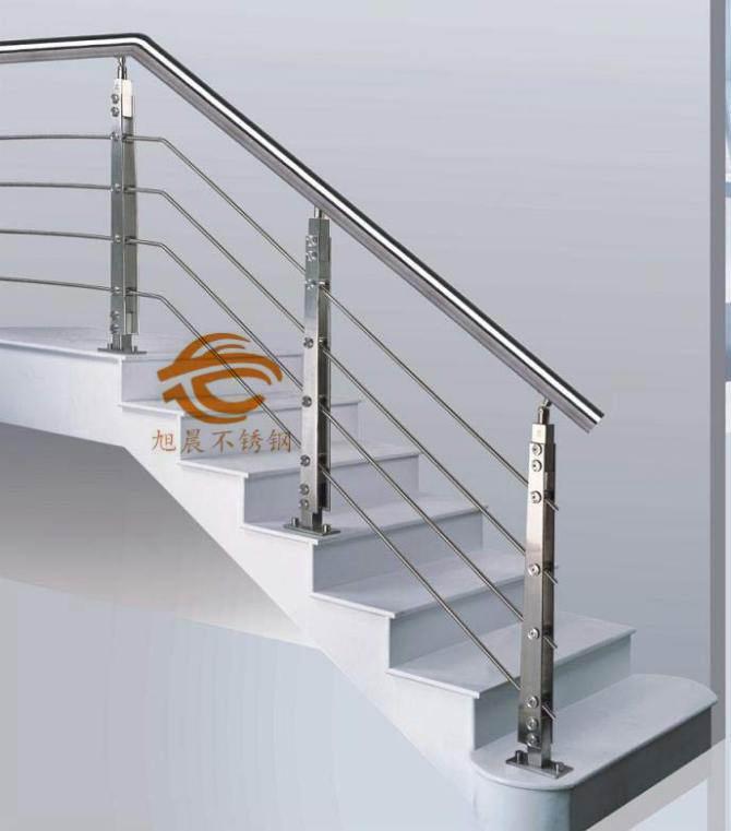 吉林201不锈钢扶手立柱要多粗的管市场价