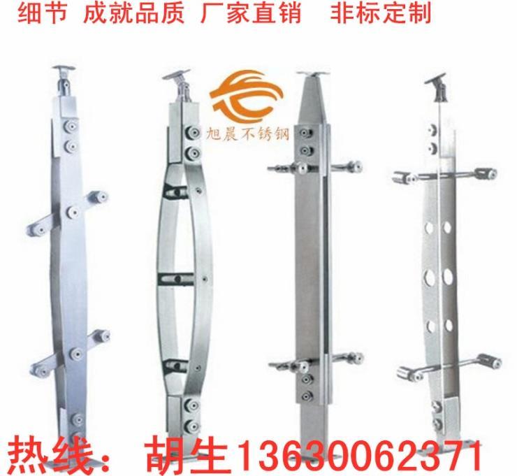 北京德标304L不锈钢立柱管价格定制