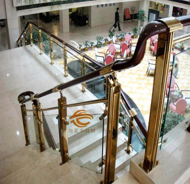 上海201304圆管不锈钢立柱多少钱