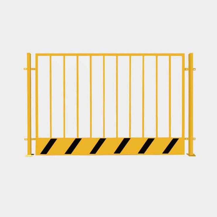 基坑護欄 安全 標志明顯 安裝方便工地基坑安全網