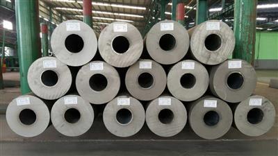 宁波钢之炼管业工程60si2mn镀锌无缝钢管批发