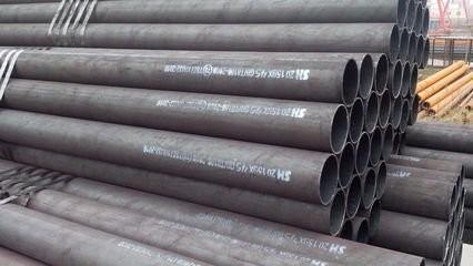 宁波工程20cr结构用无缝钢管现货
