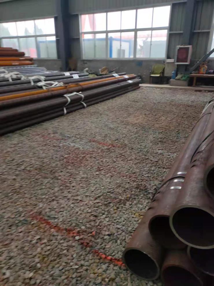 韶关钢之炼管业机械加工60si2mn无缝钢管每米重量报价