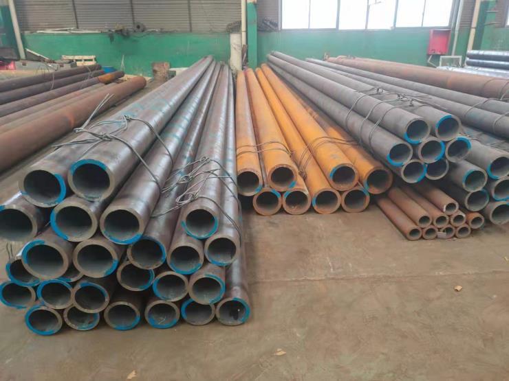 渝北區鋼之煉管業機械加工60si2mn高壓無縫鋼管批發
