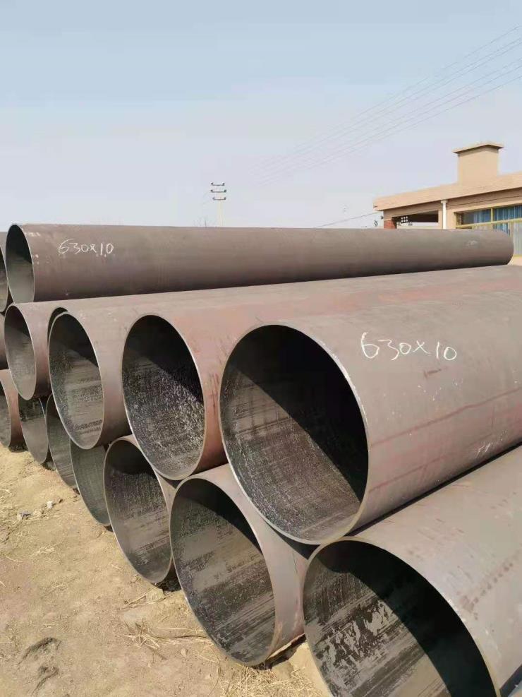 钢之炼管业工程碳钢无缝钢管