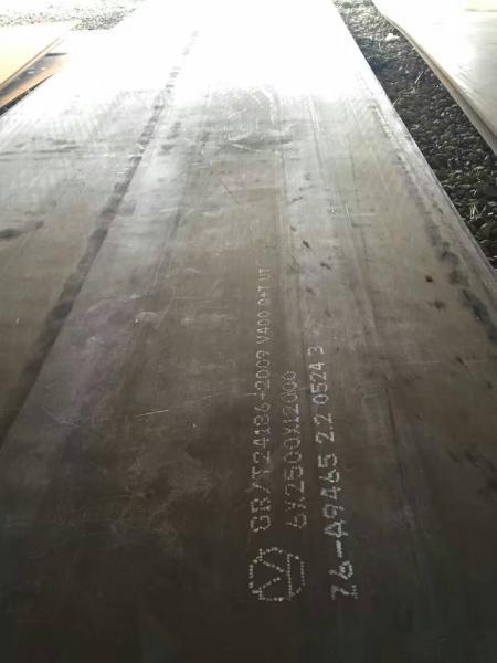 衢州nm450耐磨板价格