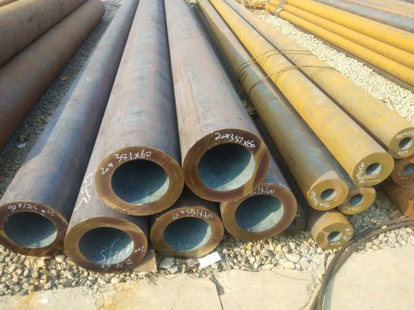 漳州無縫鋼管16mnQ345B厚壁無縫鋼管供貨商