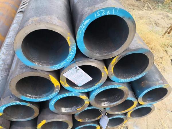 友好區27simn鋼管27硅錳厚壁無縫鋼管/27si
