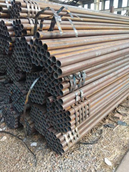 株洲16mnQ345B厚壁無縫鋼管市場價
