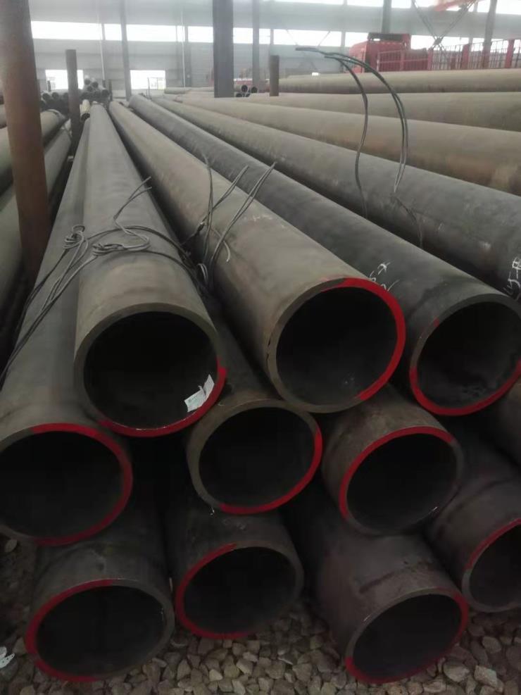 巫山县机械耐磨40cr小口径厚壁管现货