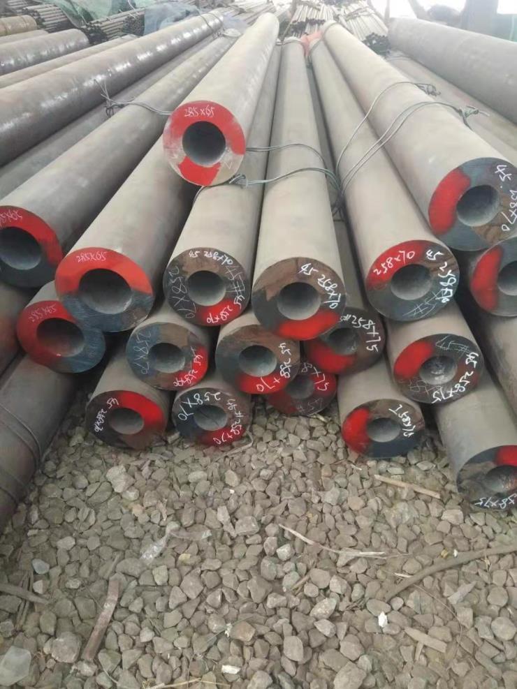 巫山县机械耐磨42CrMo钢管现货