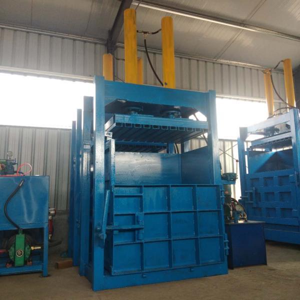 南京液壓廢紙打包機廠家直供