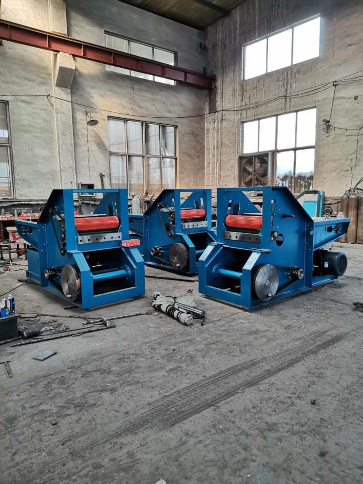 海绵切块机公仔填充物加工机器厂家