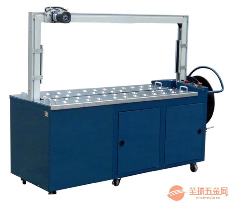 珠海滾珠型全自動打包機面板定制