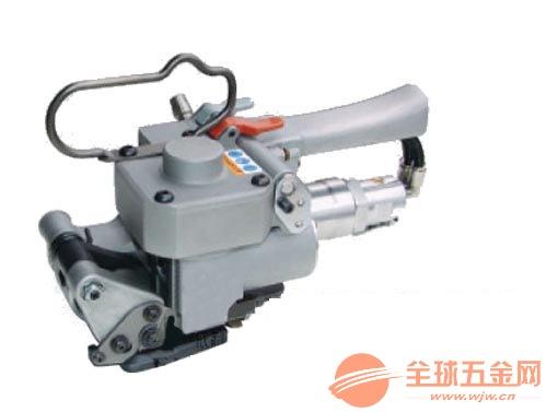 广东手提式气动塑钢带捆扎机、平洲PET带打包机