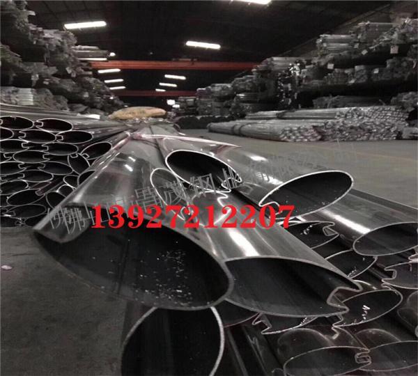 常德不銹鋼異型管/扇形管