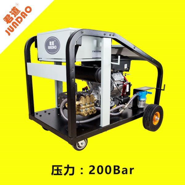 疏通管道清洗使用B4517汽油驱动清洗机