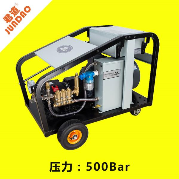 水泥罐车清洗高压水泵压力500公斤