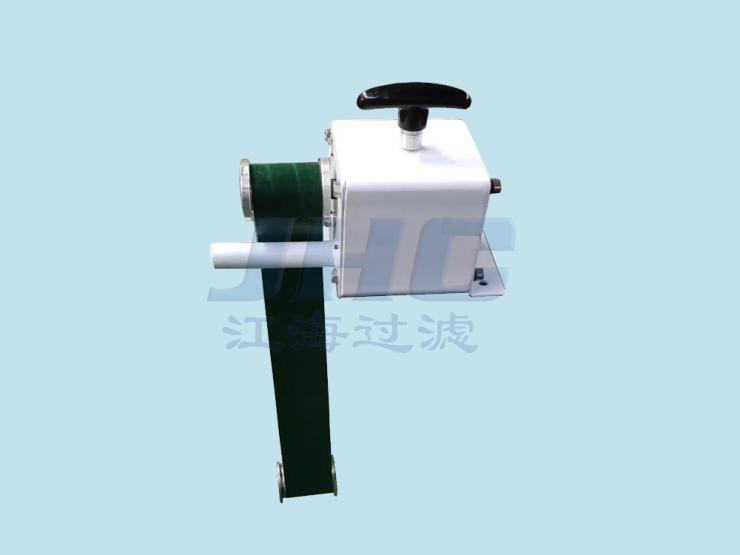便携式油水分离器 带式除油机 刮油机