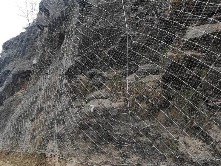 孝南区道路拦石防护网生产厂家