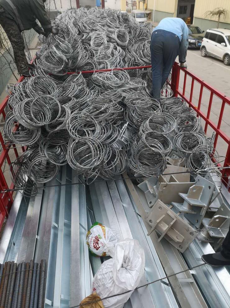 大悟县钢丝绳防护网现货销售