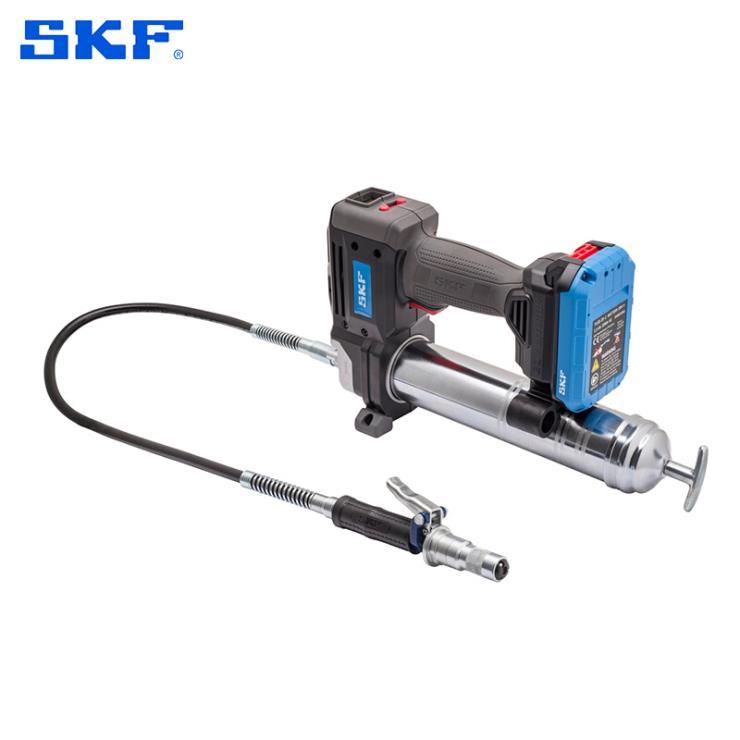 瑞典SKF TLGB20电动润滑脂枪一体式润滑脂流量计