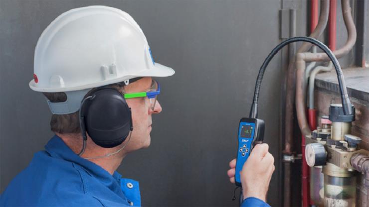 瑞典SKF 工业超声波检漏仪 TKSU10 斯凯孚原装