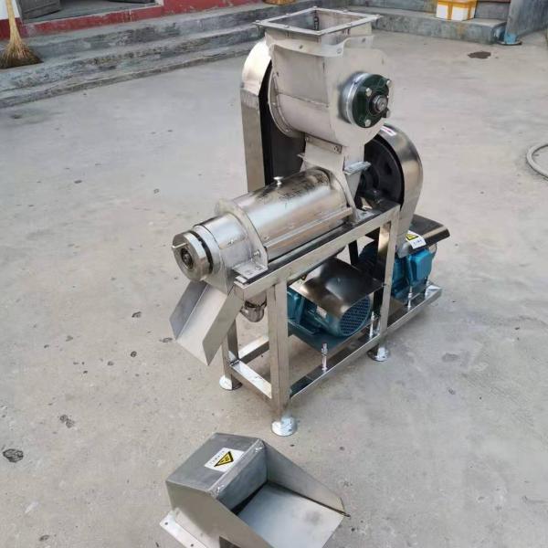 新闻 宜宾哈密瓜大型螺旋榨汁机 生产经销商