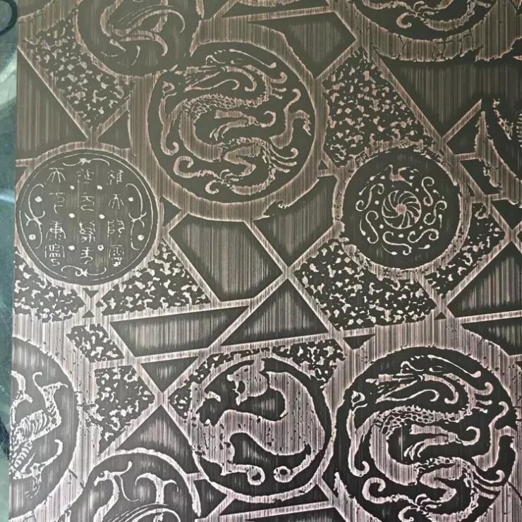 宜春不锈钢花纹板厂家选料精良质量可靠