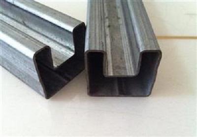 徐州不锈钢凹槽管规格