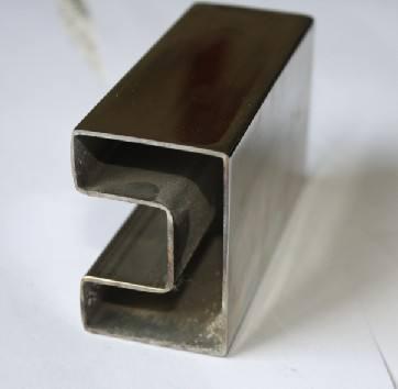 常州不锈钢凹槽管市场价
